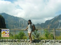 Mt. Pinatubo Crater