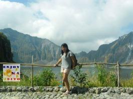 Mt. Pinatubo Crater