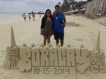 Boracay, Aklan October 2014