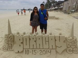 Boracay, Aklan October 2014