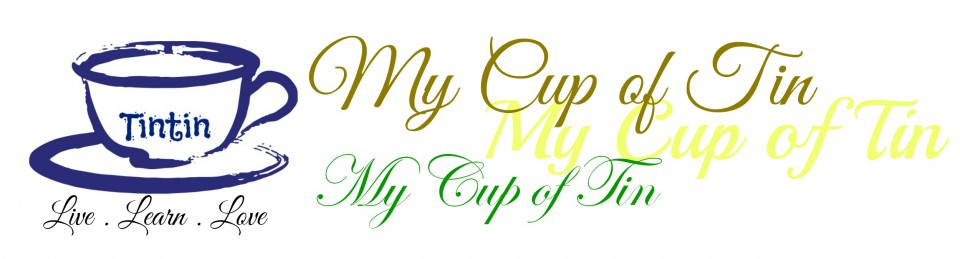 My Cup of Tin
