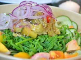 Baler's Paco Salad (Ensaladang Pako)