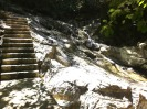 Stairway to Palo Alto Falls in Rizal