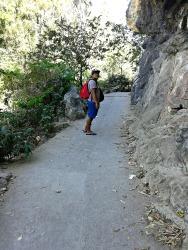 Road to Wawa Dam, Montalban Rizal