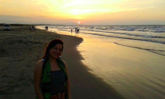 I love Pangasinan in watching sunsets, it always reminds me that a new day is coming for a new hope.
