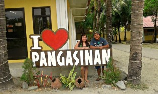 Near Pangasinan Capitol