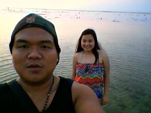 mycupoftin.wordpress.com Ilog Malino Beach Bolinao Pangasinan Sunset