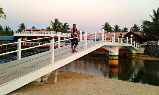 mycupoftin.wordpress.com Ilog Malino Beach Bolinao Pangasinan Sunset Punta Riviera