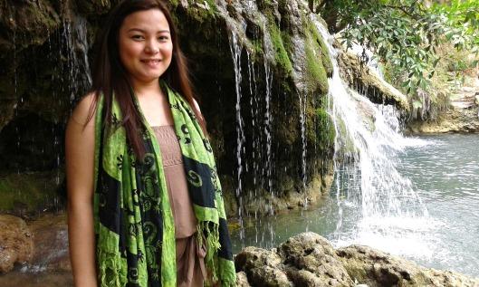 https://mycupoftin.wordpress.com Tara Falls Bolinao