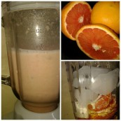 Grapefruit Shake