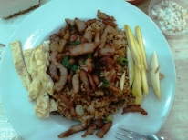 Toll House's Thai Fried Rice