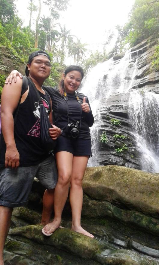 Alitap Falls Quezon Province at MyCupOfTin.wordpress.com