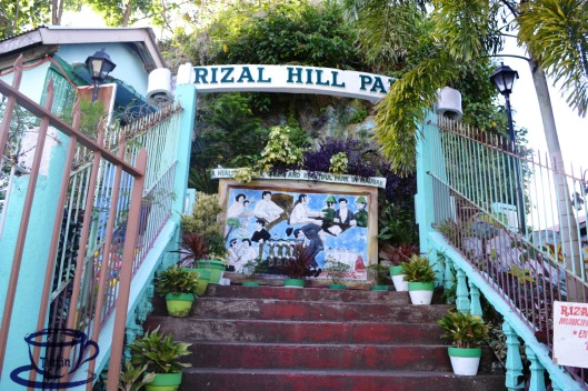 "Rizal Hill Park was declared as ""Historic Site"" by the National Historical Commission of the Philippines in July 14, 2011."