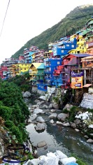 Colorful Houses in Benguet