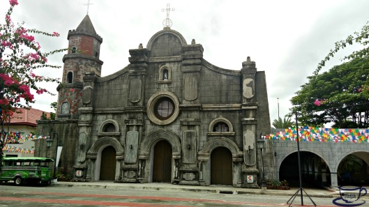 Replica of the Barasoain Church