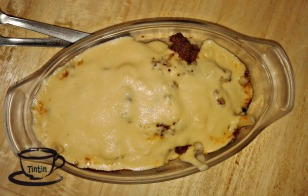 Toll House's Baked Macaroni