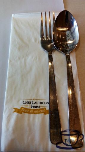 Chef Laudico's Feast
