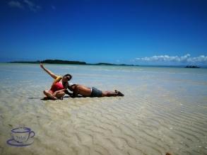 Caramoan: Manlawi Sand Bar During Low Tide