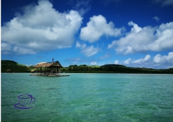Caramoan: Manlawi Island During High Tide