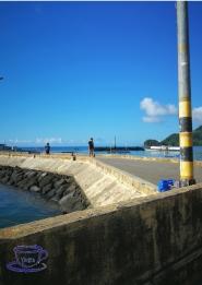Guijalo Port in Caramoan