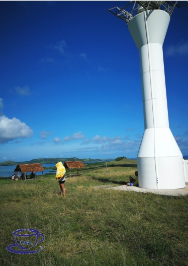 Guinahoan Island of Caramoan: Reminiscent of the Batanes Islands