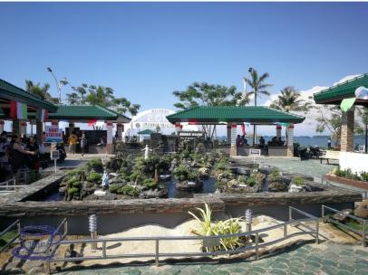 Hundred Islands Miniature Lucap Wharf