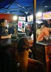 Black Ice Cream in Davao