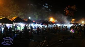 Roxas Night Market Street Foods