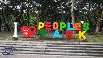 Peoples Park Davao City